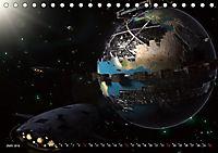 Kosmische BesucheCH-Version (Tischkalender 2019 DIN A5 quer) - Produktdetailbild 6