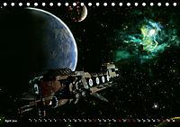 Kosmische BesucheCH-Version (Tischkalender 2019 DIN A5 quer) - Produktdetailbild 4