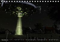 Kosmische BesucheCH-Version (Tischkalender 2019 DIN A5 quer) - Produktdetailbild 11