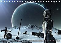 Kosmische BesucheCH-Version (Tischkalender 2019 DIN A5 quer) - Produktdetailbild 10