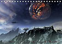 Kosmische BesucheCH-Version (Tischkalender 2019 DIN A5 quer) - Produktdetailbild 12