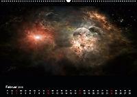 Kosmische Panoramen (Wandkalender 2019 DIN A2 quer) - Produktdetailbild 2