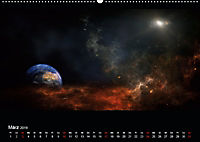Kosmische Panoramen (Wandkalender 2019 DIN A2 quer) - Produktdetailbild 3