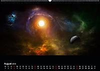 Kosmische Panoramen (Wandkalender 2019 DIN A2 quer) - Produktdetailbild 8