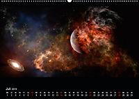 Kosmische Panoramen (Wandkalender 2019 DIN A2 quer) - Produktdetailbild 7