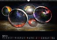 Kosmische Panoramen (Wandkalender 2019 DIN A3 quer) - Produktdetailbild 4