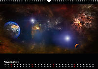 Kosmische Panoramen (Wandkalender 2019 DIN A3 quer) - Produktdetailbild 11