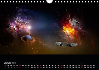 Kosmische Panoramen (Wandkalender 2019 DIN A4 quer) - Produktdetailbild 1