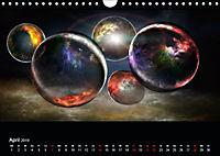 Kosmische Panoramen (Wandkalender 2019 DIN A4 quer) - Produktdetailbild 4