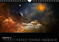 Kosmische Panoramen (Wandkalender 2019 DIN A4 quer) - Produktdetailbild 9