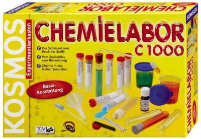 Kosmos Chemielabor C 1000 ab 10 Jahren