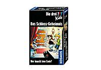 "KOSMOS - Die drei ??? Kids ""Das Schloss-Geheimnis"", Gesellschaftsspiel - Produktdetailbild 1"