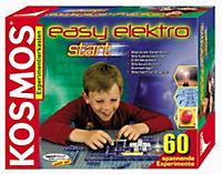 "KOSMOS ""easy elektro start"", Experimentierkasten - Produktdetailbild 1"