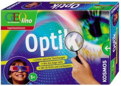 Kosmos geolino optik experimentierkasten bestellen weltbild.de