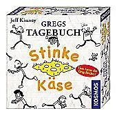 """Kosmos Gregs Tagebuch """"Stinke Käse"""" - Produktdetailbild 1"""