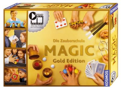 KOSMOS - MAGIC Die Zauberschule Gold Edition