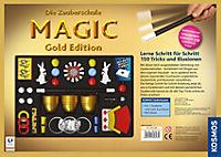 "KOSMOS - MAGIC Die Zauberschule ""Gold Edition"" - Produktdetailbild 1"
