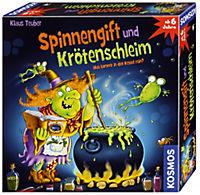 """Kosmos """"Spinnengift und Krötenschleim, Kinderspiel - Produktdetailbild 1"""