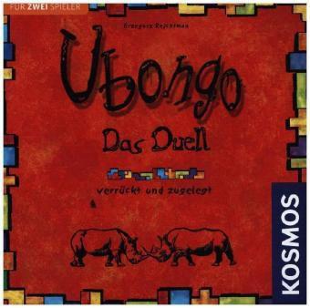 KOSMOS - Ubongo Das Duell, Grzegorz Rejchtman