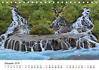 Kostbare Ressource Wasser - Erleben und Bewahren (Tischkalender 2019 DIN A5 quer) - Produktdetailbild 12