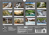Kostbare Ressource Wasser - Erleben und Bewahren (Wandkalender 2019 DIN A4 quer) - Produktdetailbild 13