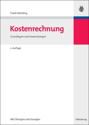 Kostenrechnung, Frank Kalenberg