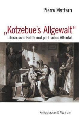 Kotzebue's Allgewalt, Pierre Mattern