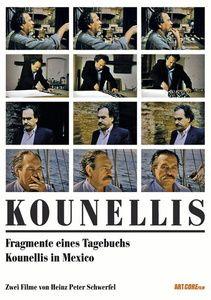 Kounellis - Fragmente eines Tagebuchs / Kounellis in Mexico, Heinz Peter Schwerfel