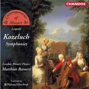 Kozeluch (Sinfonien), Matthias Bamert, Lmp