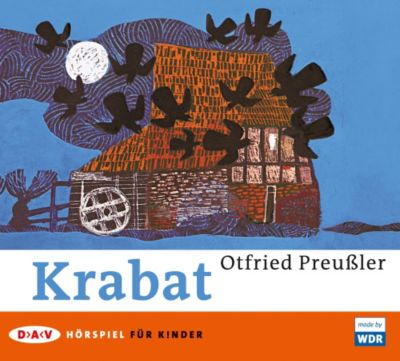 Krabat, 3 Audio-CDs, Otfried Preußler
