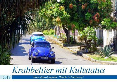 Krabbeltier mit Kultstatus - Eine Auto-Legende Made in Germany (Wandkalender 2019 DIN A2 quer), Henning von Löwis of Menar, Henning von Löwis of Menar