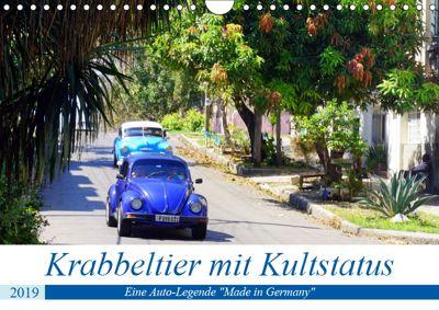 Krabbeltier mit Kultstatus - Eine Auto-Legende Made in Germany (Wandkalender 2019 DIN A4 quer), Henning von Löwis of Menar