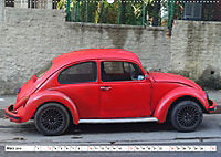 "Krabbeltier mit Kultstatus - Eine Auto-Legende ""Made in Germany"" (Wandkalender 2019 DIN A2 quer) - Produktdetailbild 3"