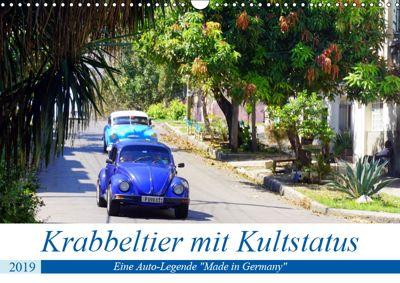 Krabbeltier mit Kultstatus - Eine Auto-Legende Made in Germany (Wandkalender 2019 DIN A3 quer), Henning von Löwis of Menar