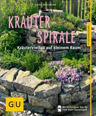 Kräuterspirale, Heide Bergmann