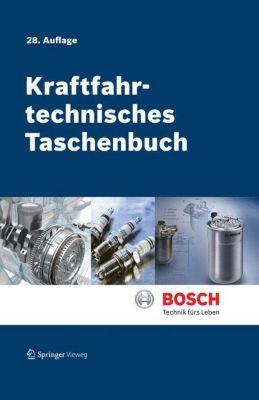 Kraftfahrtechnisches Taschenbuch, Konrad Reif, Karl-Heinz Dietsche
