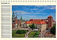 Krakau - das polnische Florenz (Tischkalender 2019 DIN A5 quer) - Produktdetailbild 13