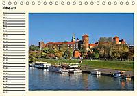 Krakau - das polnische Florenz (Tischkalender 2019 DIN A5 quer) - Produktdetailbild 1