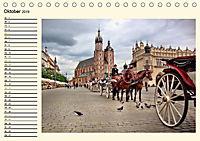 Krakau - das polnische Florenz (Tischkalender 2019 DIN A5 quer) - Produktdetailbild 11