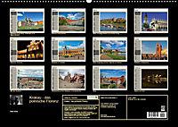 Krakau - das polnische Florenz (Wandkalender 2019 DIN A2 quer) - Produktdetailbild 6