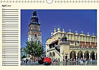 Krakau - das polnische Florenz (Wandkalender 2019 DIN A4 quer) - Produktdetailbild 4