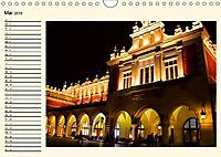 Krakau - das polnische Florenz (Wandkalender 2019 DIN A4 quer) - Produktdetailbild 5