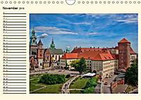 Krakau - das polnische Florenz (Wandkalender 2019 DIN A4 quer) - Produktdetailbild 11