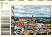 Krakau - das polnische Florenz (Wandkalender 2019 DIN A3 quer) - Produktdetailbild 9