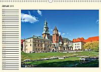 Krakau - das polnische Florenz (Wandkalender 2019 DIN A3 quer) - Produktdetailbild 1