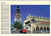 Krakau - das polnische Florenz (Wandkalender 2019 DIN A3 quer) - Produktdetailbild 4