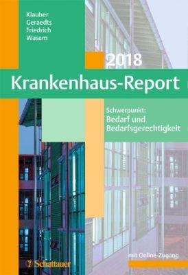 Krankenhaus-Report 2018, Jürgen Klauber