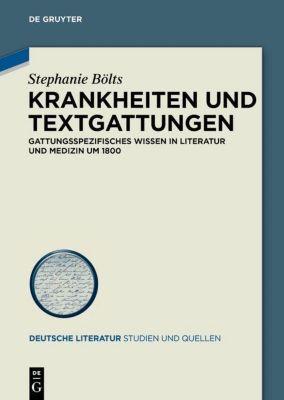 Krankheiten und Textgattungen, Stephanie Bölts