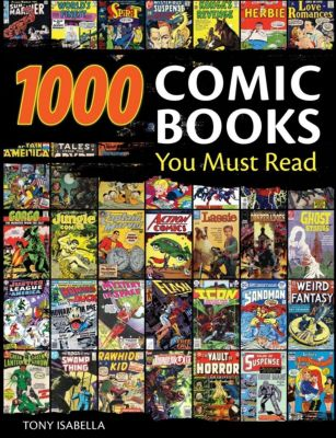 Krause Publications: 1,000 Comic Books You Must Read, Tony Isabella