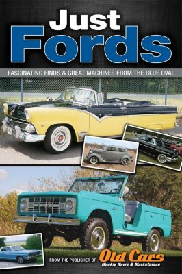 Krause Publications: Just Fords, Brian Earnest